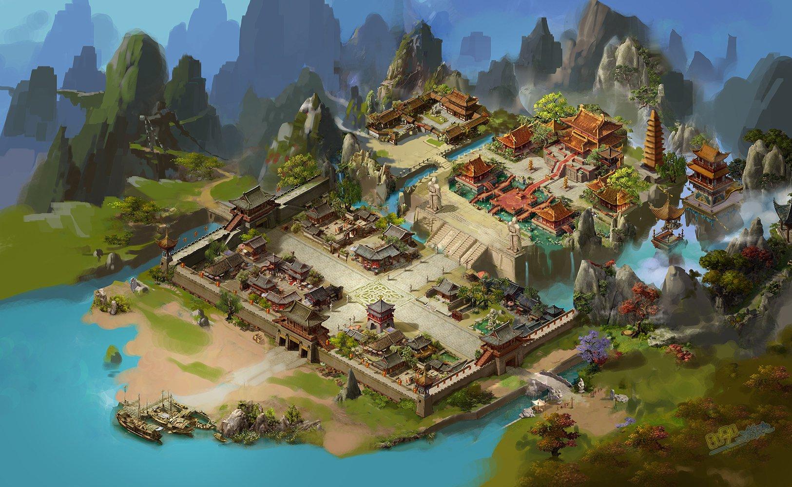 开天战神游戏有什么故事 游戏背景故事详解